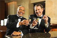 Friends at Upscale Bar/ Stock Photo - Premium Royalty-Freenull, Code: 604-00942305