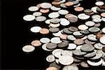 Pile of coins Stock Photo - Premium Royalty-Free, Artist: Jerzyworks, Code: 604-00942538