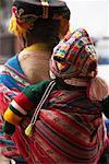 Mother and Child, Pisac, Peru