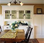 Dining Room    Stock Photo - Premium Royalty-Free, Artist: David Papazian, Code: 600-00948805