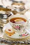 Cup of Tea    Stock Photo - Premium Rights-Managed, Artist: Nora Good, Code: 700-00948850