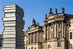 The Modern Book Printing Sculpture, Berlin, Germany