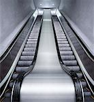 Escalators    Stock Photo - Premium Rights-Managed, Artist: AMC, Code: 700-00955348
