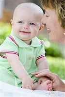 Mother with Baby    Stock Photo - Premium Royalty-Freenull, Code: 600-00983426