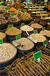 Variety of Spices, Spice Bazaar, Istanbul, Turkey Stock Photo - Premium Royalty-Free, Artist: UpperCut Images, Code: 621-00995924