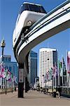 Monorail, Sydney, NSW, Australia