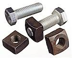 Nuts and Bolts Stock Photo - Premium Royalty-Free, Artist: photo division, Code: 621-01003602
