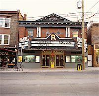 Old Movie Theatre, Toronto, Ontario, Canada    Stock Photo - Premium Rights-Managednull, Code: 700-01015328
