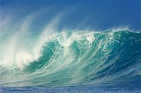 Waves, North Shore, Oahu, Hawaii    Stock Photo - Premium Royalty-Freenull, Code: 600-01030163