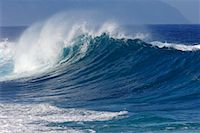 Waves, North Shore, Oahu, Hawaii    Stock Photo - Premium Royalty-Freenull, Code: 600-01030168