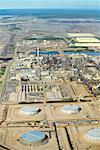 Syncrude Canada Ltd's Mildred Lake Plant, Alberta, Canada    Stock Photo - Premium Rights-Managed, Artist: Boden/Ledingham, Code: 700-01037492