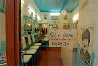 retro beauty salon images - Sign in Hair Salon Window    Stock Photo - Premium Rights-Managednull, Code: 700-01042649