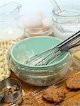 Baking Cookies    Stock Photo - Premium Rights-Managed, Artist: Nora Good, Code: 700-01043133
