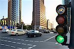 Intersection, Potsdamer Platz, Berlin, Germany    Stock Photo - Premium Rights-Managed, Artist: Damir Frkovic, Code: 700-01043577