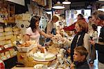 Cheese Shop, Carmel, California, USA    Stock Photo - Premium Rights-Managed, Artist: Mark Downey, Code: 700-01072533