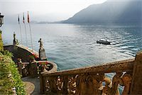 Villa on Lake Como, Italy    Stock Photo - Premium Rights-Managednull, Code: 700-01083362
