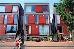 Building, Amsterdam, Holland