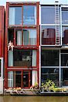 Scheepstimmermanstraat, Amsterdam Holland