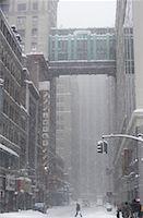 david zimmerman - New York City Snowstorm, New York, USA    Stock Photo - Premium Rights-Managednull, Code: 700-01110235