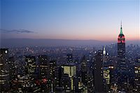 New York City Skyline, New York, USA    Stock Photo - Premium Rights-Managed, Artist: David Zimmerman, Code: 700-01110253