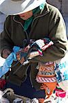 Woman Making Clothing, Purmamarca, Jujuy Province, Argentina    Stock Photo - Premium Rights-Managed, Artist: Sarah Murray, Code: 700-01110518