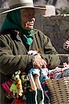 Woman Making Clothing, Purmamarca, Jujuy Province, Argentina