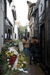 Eva Peron's Grave in La Recoleta Cemetery, Recoleta, Buenos Aires, Argentina    Stock Photo - Premium Rights-Managed, Artist: Sarah Murray, Code: 700-01110540