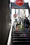 Carlos Pellegrini Subway Station, Buenos Aires, Argentina