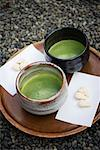 Green Tea    Stock Photo - Premium Rights-Managed, Artist: Jeremy Maude, Code: 700-01111243