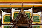 Tiered Roof at Wat Arun, Bangkok, Thailand    Stock Photo - Premium Rights-Managed, Artist: Brian Sytnyk, Code: 700-01111557