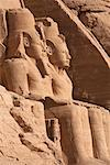 The Great Temple, Abu Simbel, Egypt, Africa    Stock Photo - Premium Rights-Managed, Artist: Gail Mooney, Code: 700-01112425