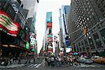 Times Square, New York City, New York, USA    Stock Photo - Premium Rights-Managed, Artist: Jerzyworks, Code: 700-01112469