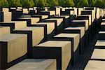 Memorial to the Murdered Jews of Europe, Berlin, Germany    Stock Photo - Premium Rights-Managed, Artist: Damir Frkovic, Code: 700-01112497