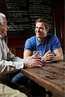 Men in Pub    Stock Photo - Premium Royalty-Freenull, Code: 600-01123748