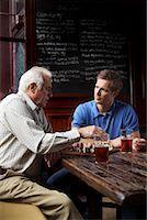 Men in Pub    Stock Photo - Premium Royalty-Freenull, Code: 600-01123750
