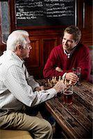 Men in Pub    Stock Photo - Premium Royalty-Freenull, Code: 600-01123752