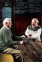 Men in Pub    Stock Photo - Premium Royalty-Freenull, Code: 600-01123755