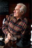 Portrait of Man in Pub    Stock Photo - Premium Royalty-Freenull, Code: 600-01123765