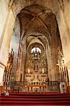 Church Interior, Santes Creus Monastery, Spain    Stock Photo - Premium Rights-Managed, Artist: Graham French, Code: 700-01164338
