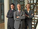 Portrait of Business People    Stock Photo - Premium Rights-Managed, Artist: Matthias Tunger, Code: 700-01173227