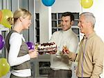 Office Party    Stock Photo - Premium Rights-Managed, Artist: Matthias Tunger, Code: 700-01173247