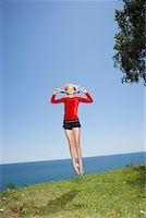 preteens girls spandex - Girl Doing Gymnastics Outdoors    Stock Photo - Premium Royalty-Freenull, Code: 600-01173709
