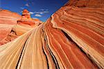 Sandstone Rock Formations, Arizona, USA    Stock Photo - Premium Rights-Managed, Artist: Martin Ruegner, Code: 700-01184334