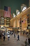 People in Grand Central Station, New York City, New York, USA    Stock Photo - Premium Rights-Managed, Artist: Mike Randolph, Code: 700-01184814