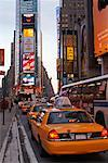 Traffic in Times Square, New York City, New York, USA    Stock Photo - Premium Rights-Managed, Artist: Mike Randolph, Code: 700-01184827