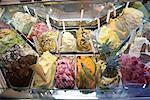 Gelato, Florence, Tuscany, Italy    Stock Photo - Premium Rights-Managed, Artist: R. Ian Lloyd, Code: 700-01185525