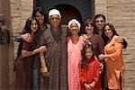 Family Portrait    Stock Photo - Premium Rights-Managed, Artist: Masterfile, Code: 700-01195390