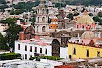 Cityscape, San Miguel de Allende, Mexico    Stock Photo - Premium Rights-Managed, Artist: Jeremy Woodhouse, Code: 700-01195681