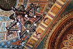Ceiling, Teatro Juarez Opera House, Guanajuato, Mexico    Stock Photo - Premium Rights-Managed, Artist: Jeremy Woodhouse, Code: 700-01195702
