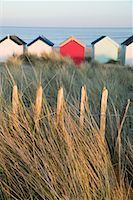 Beach Huts, Southwold, England    Stock Photo - Premium Rights-Managednull, Code: 700-01196217